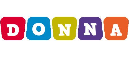 Donna kiddo logo