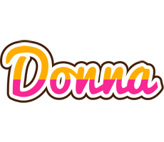 Donna smoothie logo