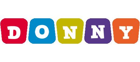 Donny kiddo logo