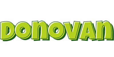 Donovan summer logo