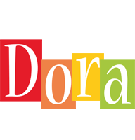 Dora colors logo