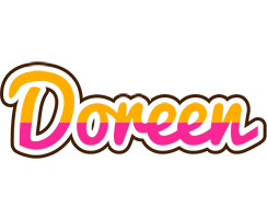 Doreen smoothie logo
