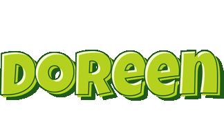 Doreen summer logo