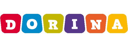 Dorina kiddo logo