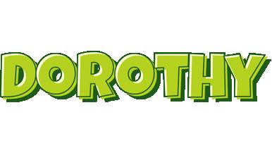 Dorothy summer logo