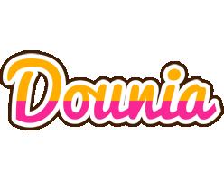 Dounia smoothie logo