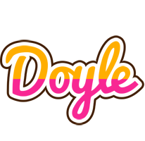Doyle smoothie logo