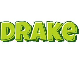 Drake summer logo