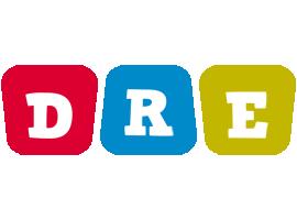Dre kiddo logo