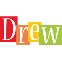 Drew colors logo