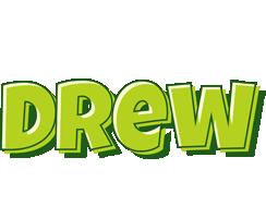 Drew summer logo