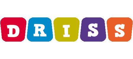 Driss kiddo logo