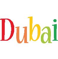 Dubai birthday logo