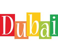 Dubai colors logo