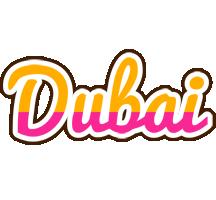 Dubai smoothie logo