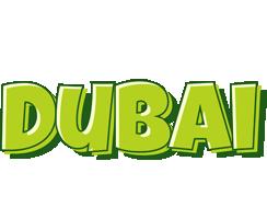 Dubai summer logo