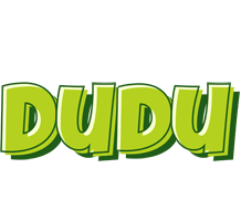 Dudu summer logo