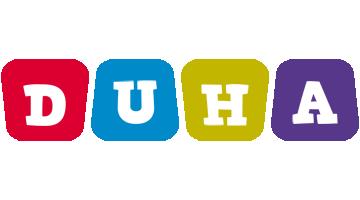 Duha kiddo logo