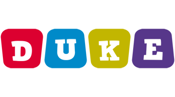 Duke kiddo logo