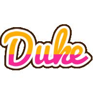 Duke smoothie logo