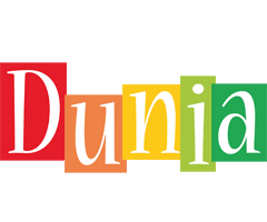 Dunia colors logo