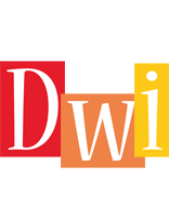 Dwi colors logo