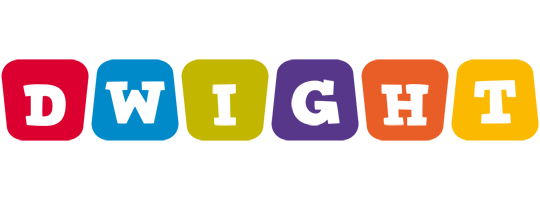 Dwight kiddo logo