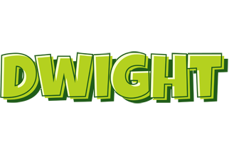 Dwight summer logo