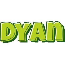 Dyan summer logo