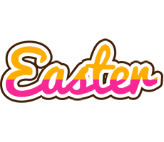 Easter smoothie logo