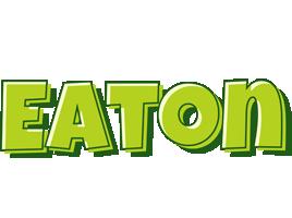 Eaton summer logo