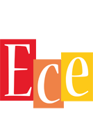 Ece colors logo