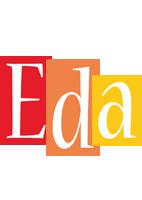 Eda colors logo