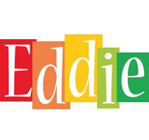 Eddie colors logo