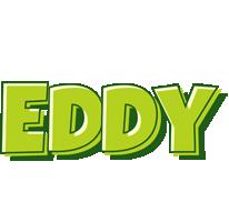 Eddy summer logo