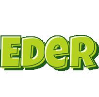 Eder summer logo