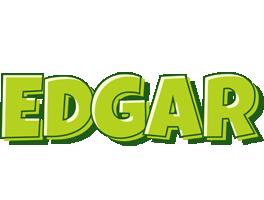Edgar summer logo