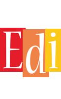 Edi colors logo