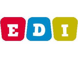 Edi kiddo logo