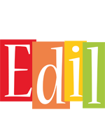 Edil colors logo