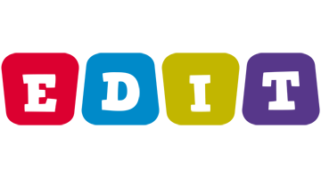 Edit kiddo logo