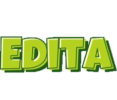 Edita summer logo