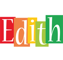 Edith colors logo