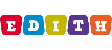 Edith kiddo logo