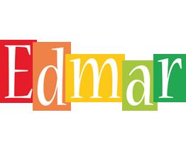 Edmar colors logo