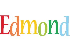 Edmond birthday logo