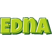 Edna summer logo