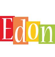 Edon colors logo