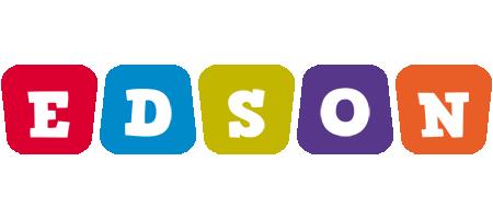 Edson kiddo logo