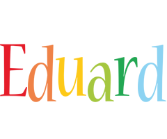 Eduard birthday logo
